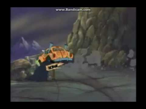 Nyami kart adventure of Scooby Doo and the Reluctant Werewolf clips5