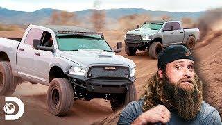 Construcción de Mini Mega Ram Runner | Diesel Dave | Discovery Latinoamérica