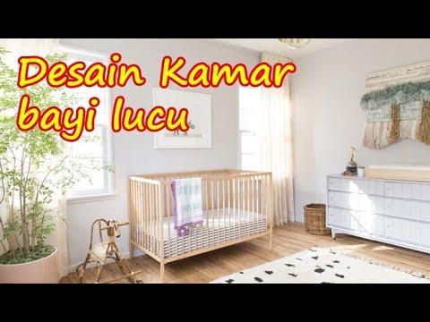 Dekorasi kamar tidur anak bayi baru lahir minimalis