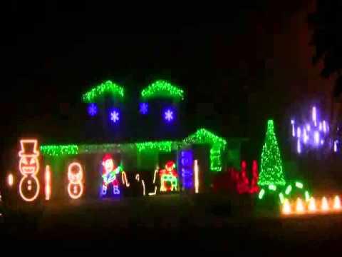 metallica - CHRISTMAS LIGHTS 2013( video muisc Official® )