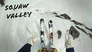 Squaw Valley 4K POV