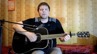 Звери - капканы (кавер под гитару)