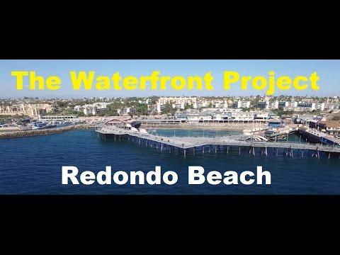 Redondo Beach Pier Kings Harbor Fisherman