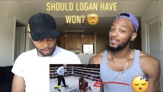 KSI vs. Logan Paul 2 HIGHLIGHTS (REACTION/DISCUSSION)