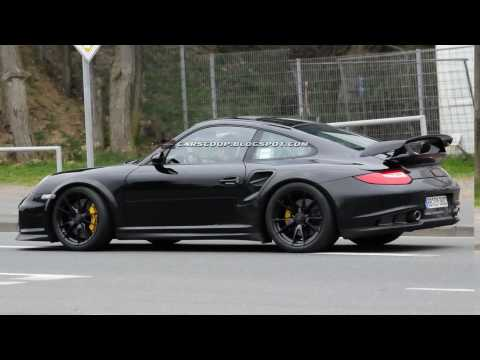 full download strange porsche 997 gt2rs with gt3 rs wing. Black Bedroom Furniture Sets. Home Design Ideas