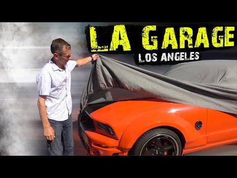 РЕАЛЬНО ЛИ КУПИТЬ МАШИНУ ЗА 500$ В США? | Лос-Анджелес, LA Garage, Мустанг Чердака.
