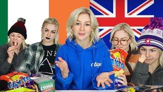 My Characters Rank International Snacks!