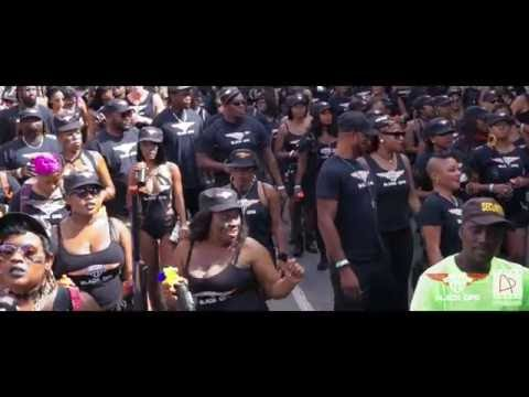 Insane Black Ops T Shirt Mas Antigua Carnival 2016