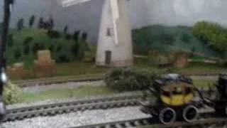 Bachmann 0-4-0 The DeWitt Clinton