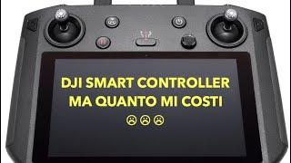 DJI SMART CONTROLLER MA QUANTO MI COSTI 😱🙃- CARATTERISTICHE FUNZIONI PREZZO DEL NUOVO RADIOCOMANDO