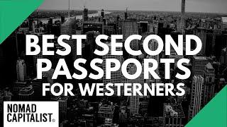 Best Second Passport Strątegy for Westerners