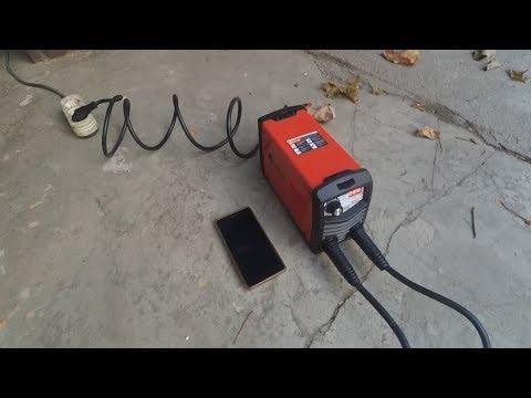 unboxing / test aparat de sudura Edon Mini 300s - cheap welder  - part 1