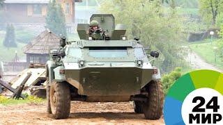Военная мощь: в Минске открылась выставка вооружения и техники - МИР 24