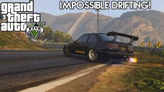 GTA 5: Impossible Drifting Montage! (HD)