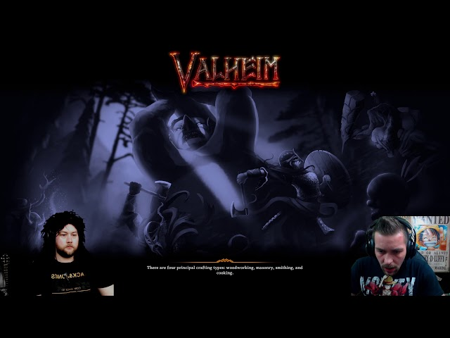 Valheim: Der Dunkelwald! Soestgaming (Livestreamaufnahme)