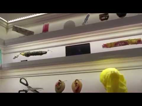Mmuseumm: New York's smallest museum fits in a freight elevator (Season 3 exhibit)
