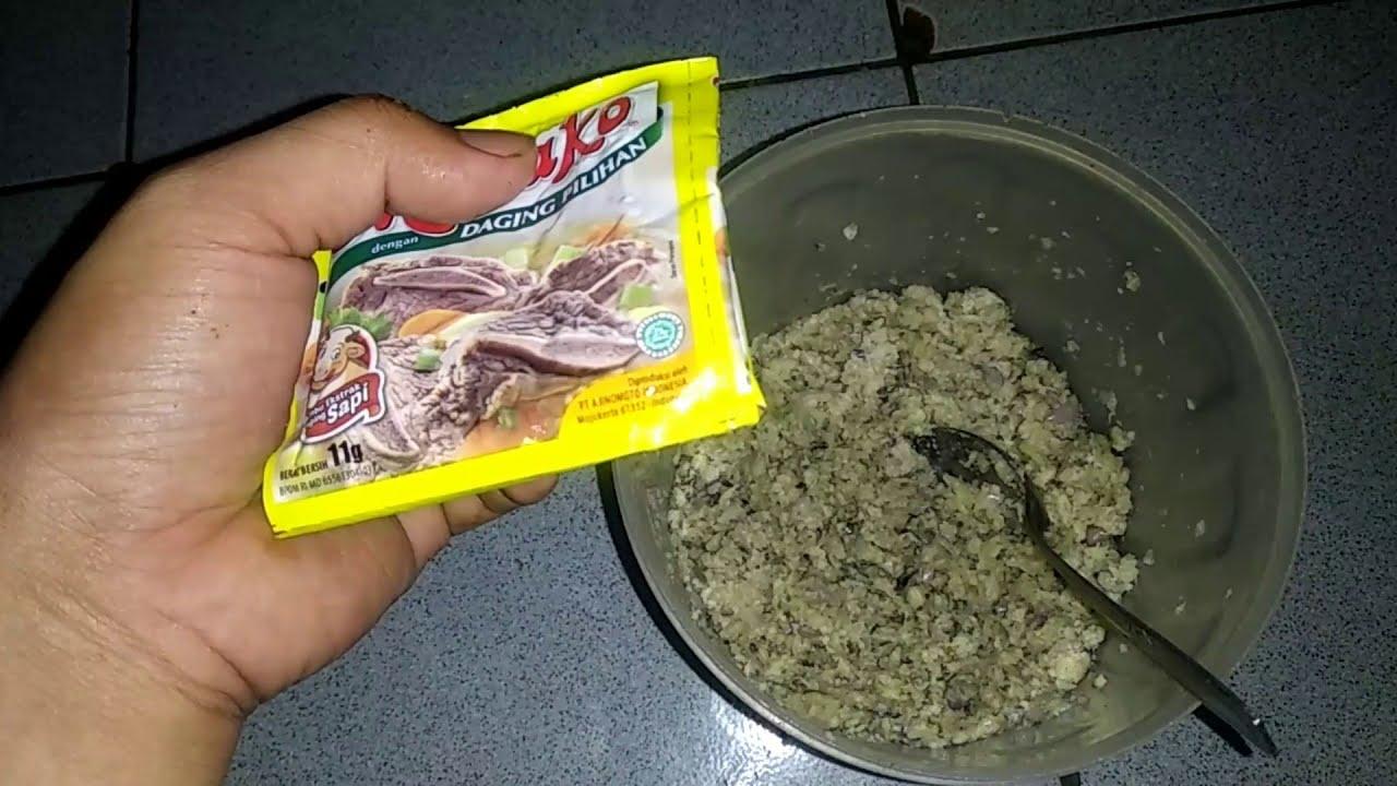 Cara membuat bumbu nasi goreng sederhana ala kakilima paling mudah. (Part  2) - YouTube