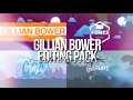 GILLIAN BOWER EDITING PACK (FONTS, TITLES, OVERLAYS)