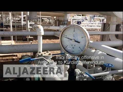 Kurds lose vital oil fields after Iraqi forces capture Kirkuk