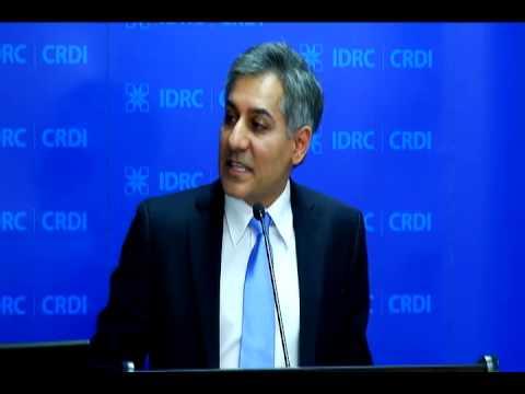IDRC's Annual Public Meeting 2012
