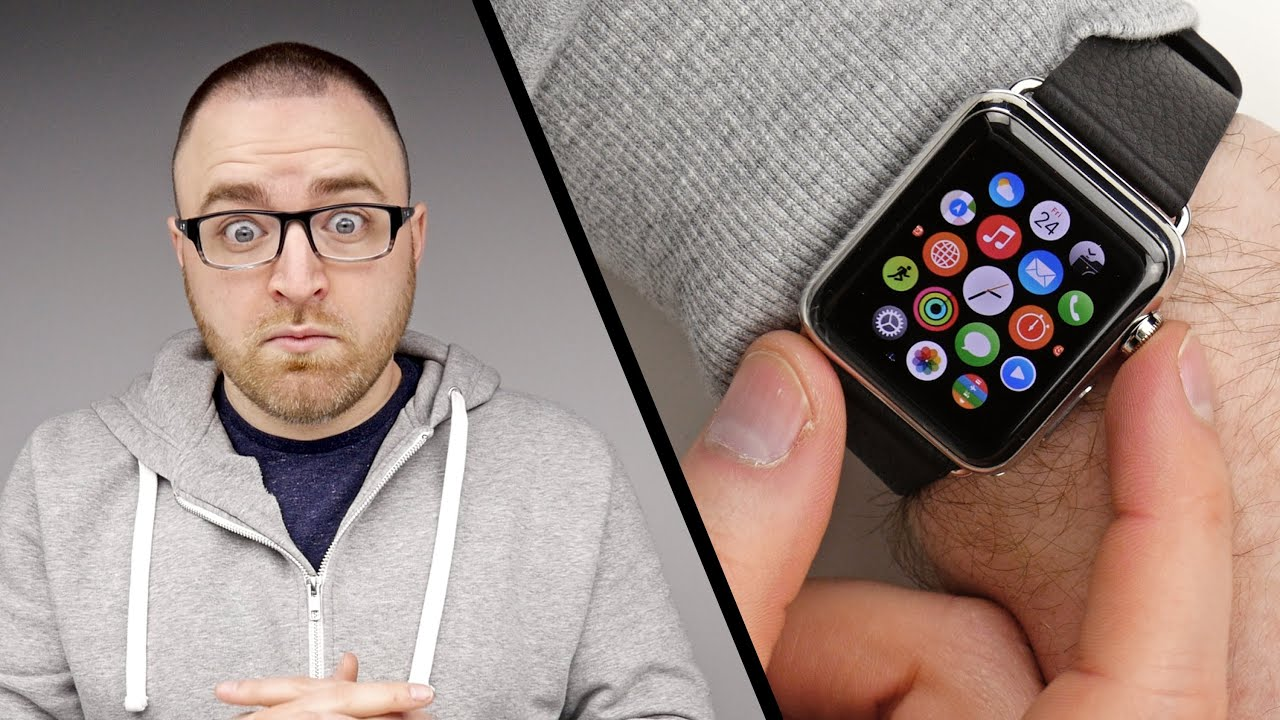 Apple Watch Unboxing & Setup