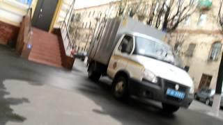 17 04 СУД над лидером 1 Егором Логвинывым Автозак у СУДА