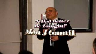 It Had Better Be Tonight (Meglio Stasera) by Mon J Gamil
