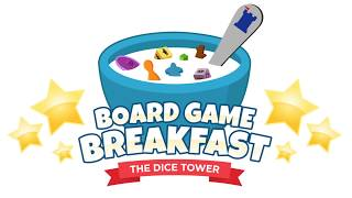 Board Game Breakfast - The Short Pitch