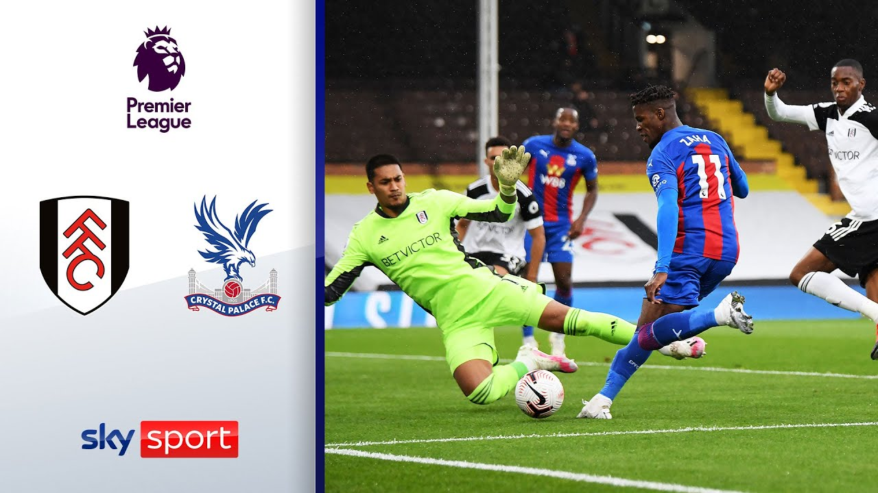 Starker Zaha im London-Derby | FC Fulham - Crystal Palace 1:2 | Highlights - Premier League