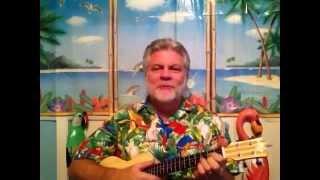 Come Monday (Jimmy Buffett ukulele cover)