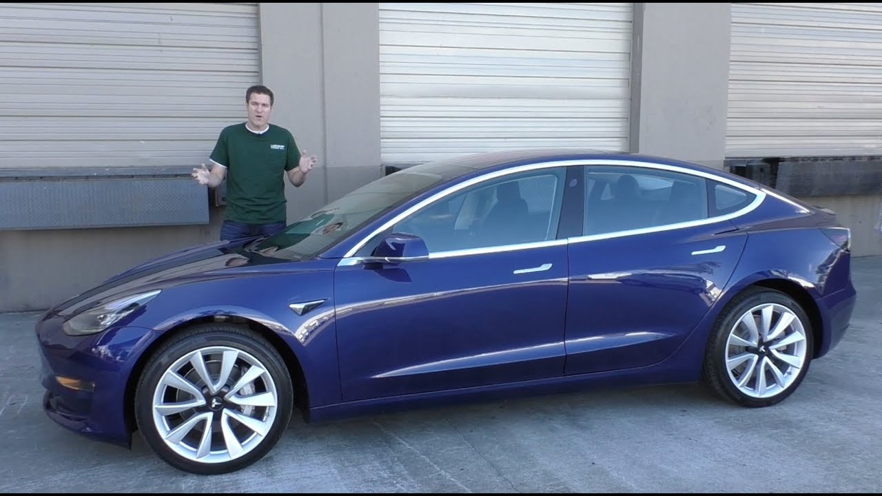 here 39 s why the tesla model 3 is the coolest car of 2017 youtube. Black Bedroom Furniture Sets. Home Design Ideas