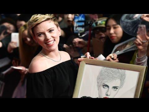 스칼렛 요한슨 '공각기동대' Red Carpet (레드카펫, Scarlett Johansson, Ghost in the Shell)