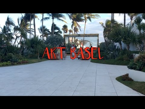 nips hip picks: Art Basel 2016