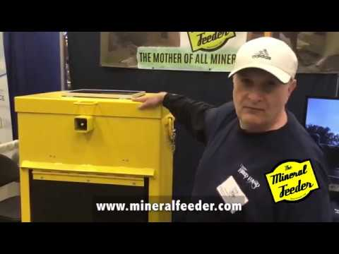 The Mineral Feeder interview with Machinery Pete
