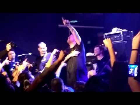 Comeback kid / Broadcasting / live Chile