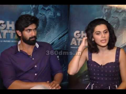 Baahubali- The Conclusion Vs The Ghazi Attack- Watch Latest Interview!