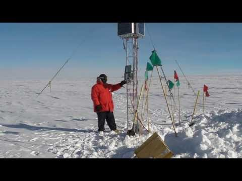 Antarctic trip 2012-2013: SouthPole Station-PG2 Chad Power on1pm