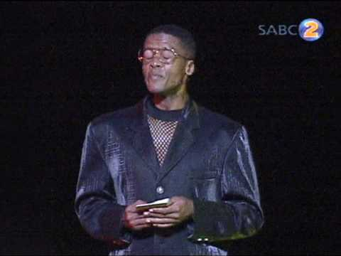Thabo Mbeki Impersonified