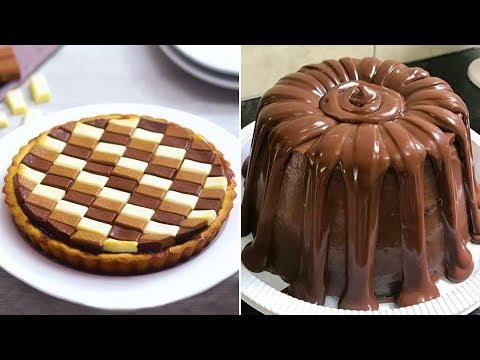 Triple Chocolate Pie   DELICIOUS CHOCOLATE RECIPES   DIY Chocolate Decor Ideas, Desserts and Cakes