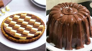 Triple Chocolate Pie | DELICIOUS CHOCOLATE RECIPES | DIY Chocolate Decor Ideas, Desserts and Cakes