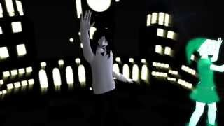 [MMD] - Jeff the killer & BEN - Trick and Treat