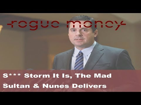 Rogue Mornings - S*** Storm It is, The Mad Sultan & Nunes Delivers (04/23/2018)