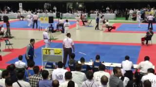2017 国際壮年空手道選手権大会 2017 International Senior Karate Cham...