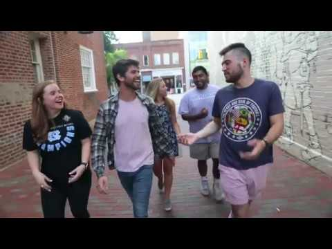 DISCOVER Franklin Street in Chapel Hill, NC
