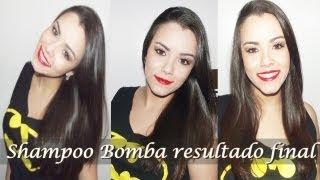 Shampoo Bomba - 3 e último mês