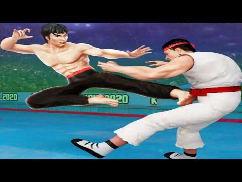 Karate fighting games : Kung fu king final fight game pro  
