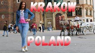 Краков за один день. Старый город. Дракон и замок. Польша