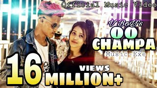 Oo Champa - V boY | Official Music Video | Rap Song 2020 | Tu khidirpore Ki Rani Mai Howrah Ka Sher