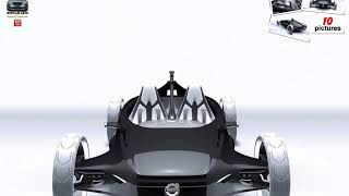 Volvo Air Motion Concept 2010 Videos