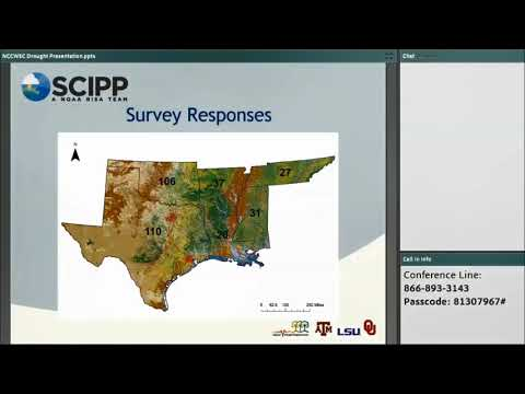 Developing Effective Drought Monitoring Tools for Farmers and Ranchers